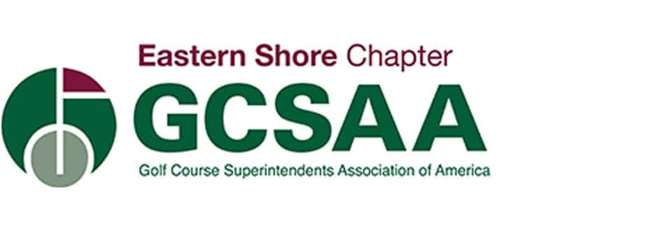 GCSAA Eastern Shore Chapter Logo